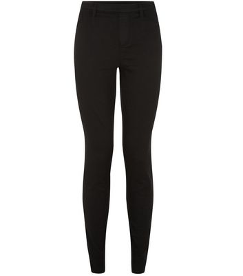 Tall 36in Black Jeggings
