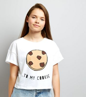White To My Cookie T-Shirt