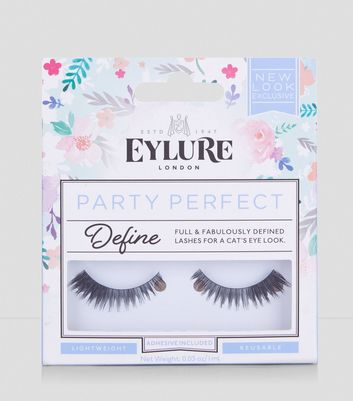 Eylure Black Party Perfect 123 Fake Eyelashes