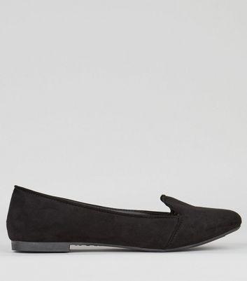 Tab Slipper Flat Shoe - Black New Look 0UgzYV39