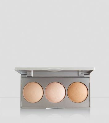 Trio Strobe Highlighter Palette
