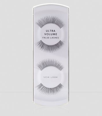 Black Ultra Volume False Lashes