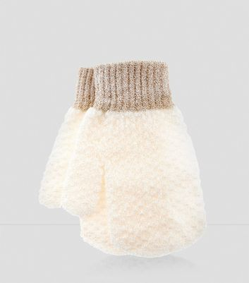 Cream Exfoliation Gloves