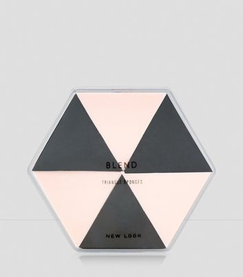 Triangle Beauty Sponge Set