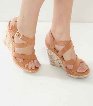 Women's Wedge Heel Shoes | Wedge Trainers & Platforms | New Look