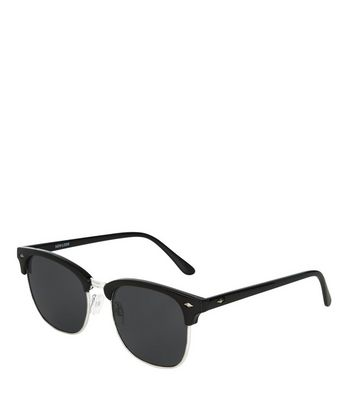Black Diamond Detail Sunglasses