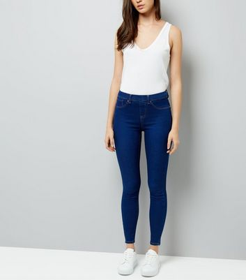Blue Emilee Jeggings