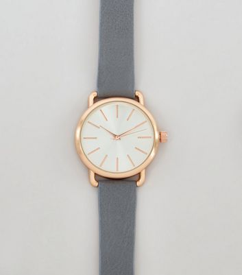 Grey Matte Watch