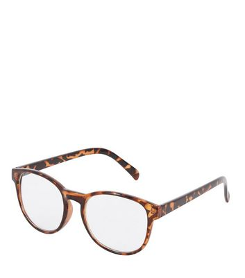 Brown Tortoiseshell Glasses