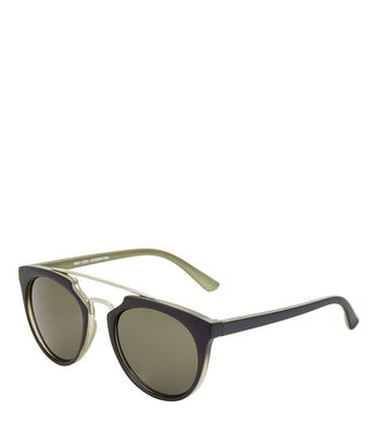 Black T-Bar Sunglasses