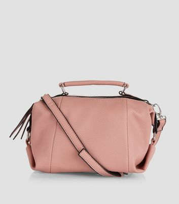 Shell Pink Mini Luggage Bag