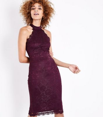 New look ax paris lace dress
