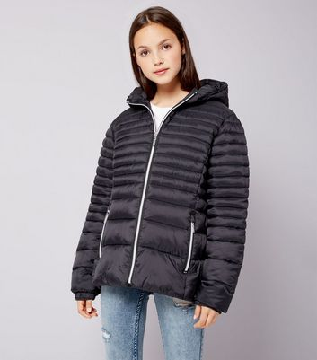 Girls' Puffer Jackets | Padded Jackets & Coats | New Look