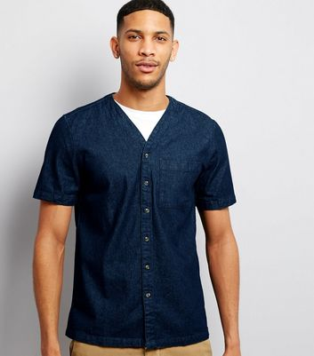 Navy Baseball Shirt