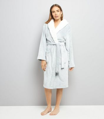 Pale Grey Borg Robe