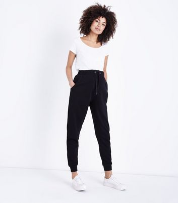 Maternity Black Slim Leg Joggers