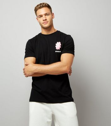 Black Brooklyn Logo T-Shirt