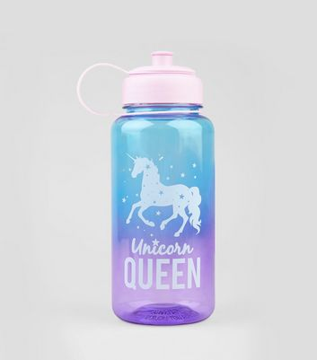 Pink Unicorn Queen Bottle