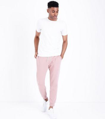 Pale Pink Joggers