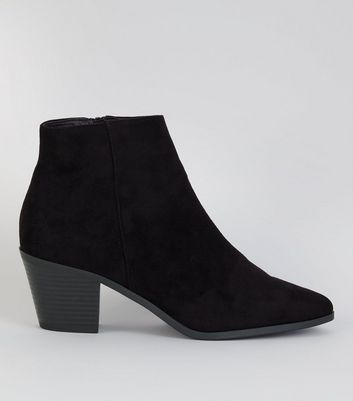 New Look Suedette Western Boot OIbopP