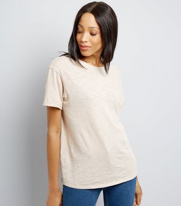 Mink Organic Cotton Short Sleeve T-Shirt
