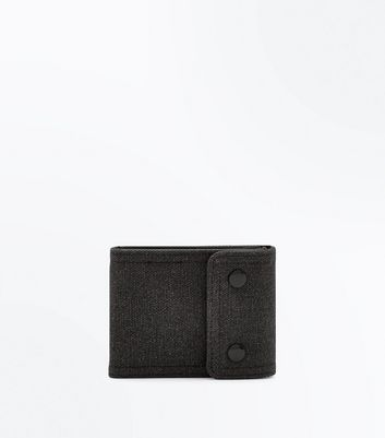 Black Popper Wallet