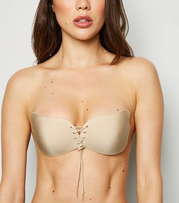 Nude A Cup Stick On Bra