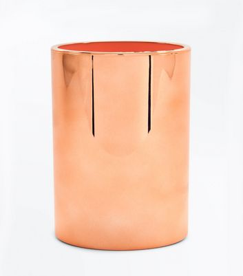 Rose Gold Cosmetics Pot