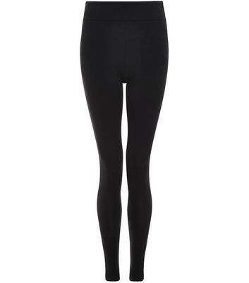 Tall – Schwarze High Waist Leggings