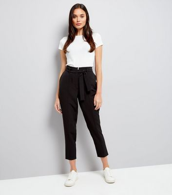 Womens Olivia Paperbag Trousers New Look TvAlQR