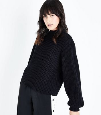 Women's Chunky Knit Jumpers   Cable Knit Jumpers   New Look