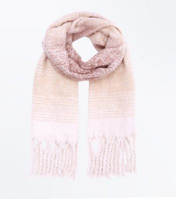 Ombre Scarf - Pink New Look 7U2R8KH4f