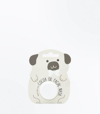 Pug Cocoa Oil Face Mask