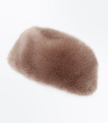 Mink Faux Fur Cossack Hat