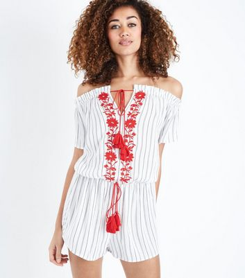 Womens Bardot Beach Shirt Cover-up New Look 92roLb14O