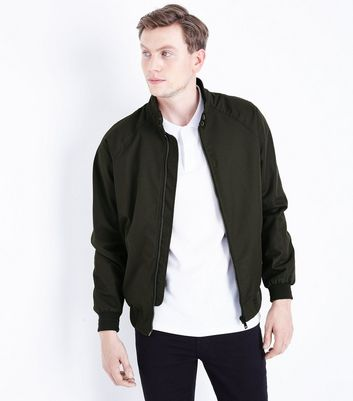 Khaki Harrington Jacket