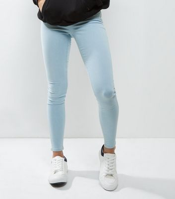 Pale Blue Emilee Jeggings