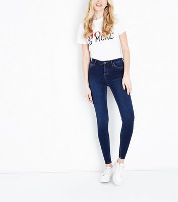 Blue Rinse Wash Super Soft Super Skinny India Jeans