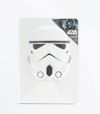 Star Wars 3D Notebook