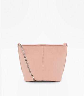 Nude Mini Bucket Bag