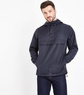 Navy Overhead Jacket