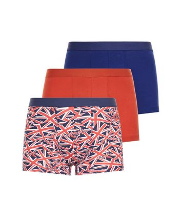 Discount New Styles Mens Union Jack Trunks New Look From China Free Shipping Low Price Best Store To Get Outlet Store Online New Sale Online 7sEmH