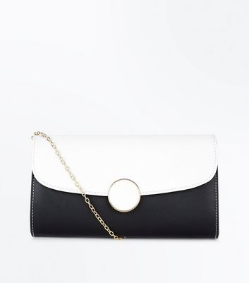 Black Circle Front Clutch