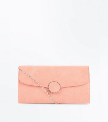 Coral Circle Front Clutch