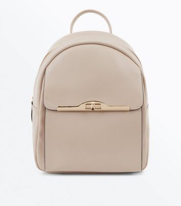Mink Twist Lock Front Back Pack