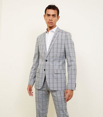 Black Prince Of Wales Check Blazer