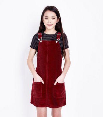 Red Dresses Girls