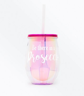 Pink Be There In A Prosecco Cup