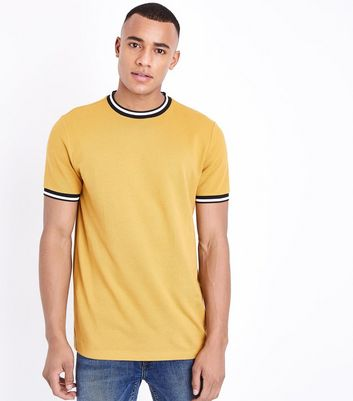 Yellow Tipped T-Shirt