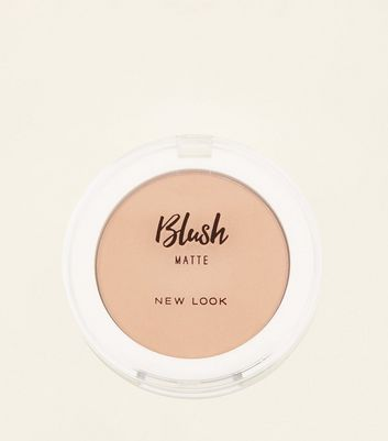 Light Coral Matte Blusher